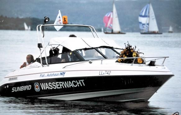 Das Uttinger Rettungsboot Lilo