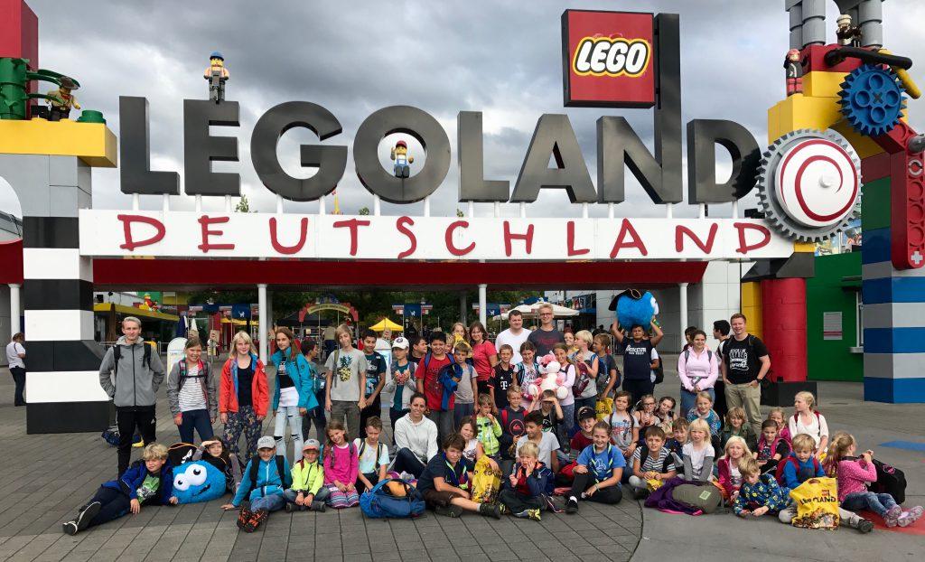 Wasserwacht Utting im Legoland