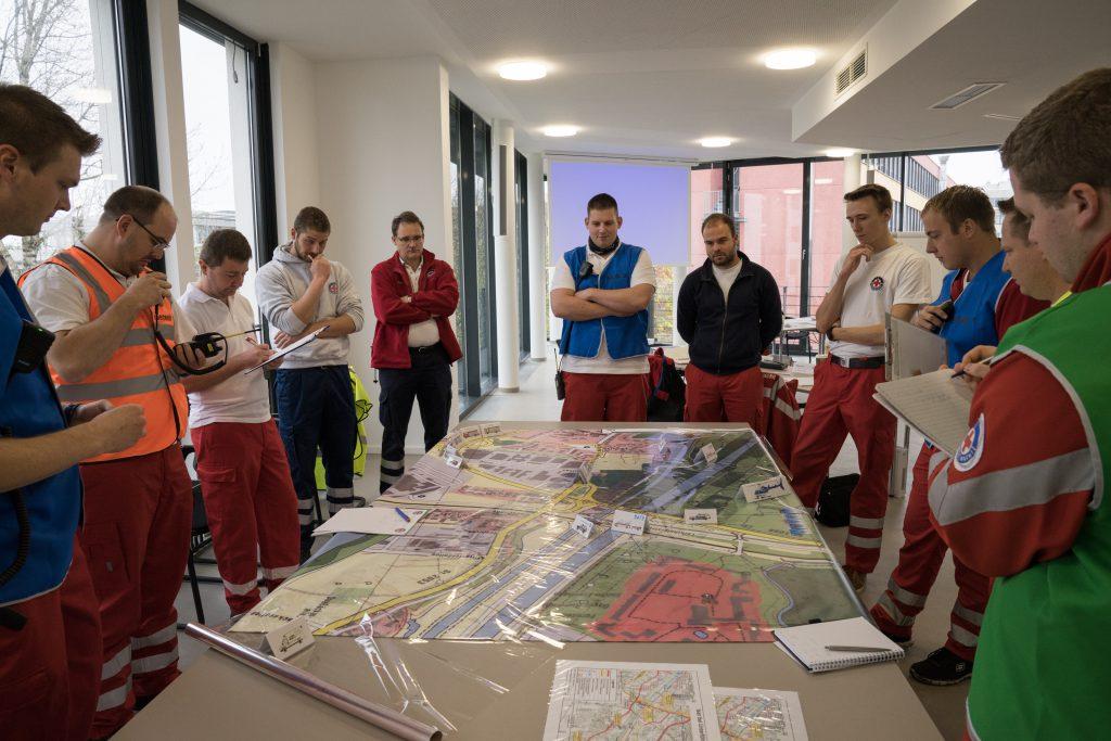 Ausbildung zum Einsatzleiter Wasserrettung